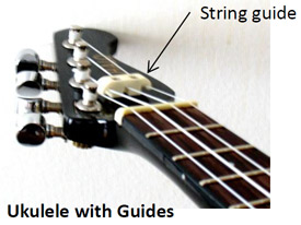 adding a string guide to an ashbory bass ashbory bass. Black Bedroom Furniture Sets. Home Design Ideas